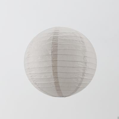 종이등 모빌장식 30cm (회색)