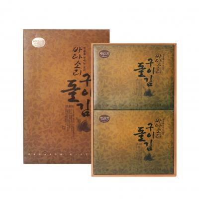 [바다소리] 올리브유로 구운 구이돌김 3호 선물세트
