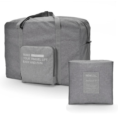 캐리어 결합 폴딩백 여행용 보조가방