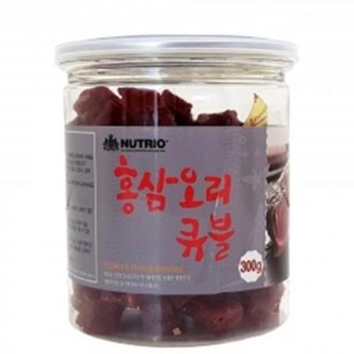 Nutrio 홍삼 오리 큐블 300g (ol)