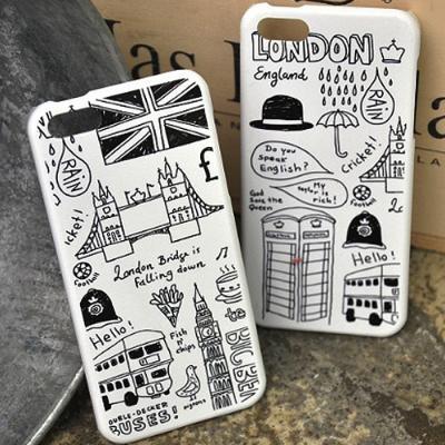 유니크 런던에서(갤럭시S4)