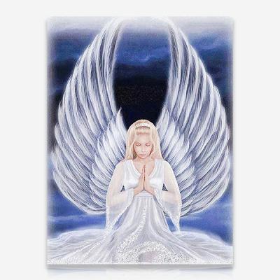 기도하는 천사 DIY 보석십자수 십자수 비즈세트