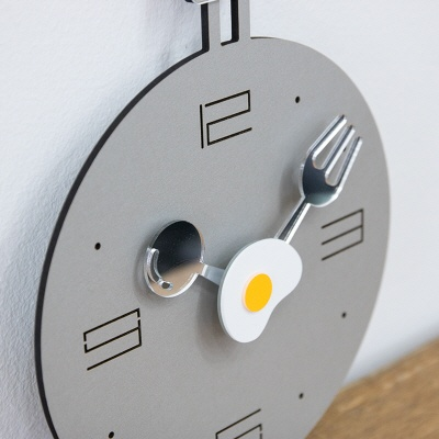 Frypan 무소음벽시계