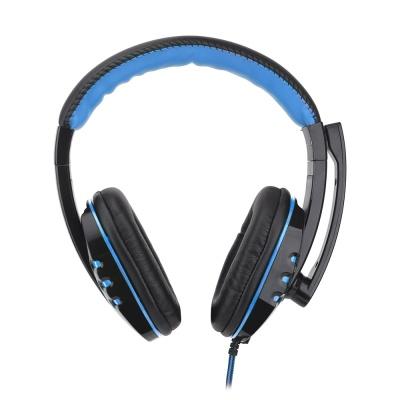 클리프 게이밍 헤드셋(블루)