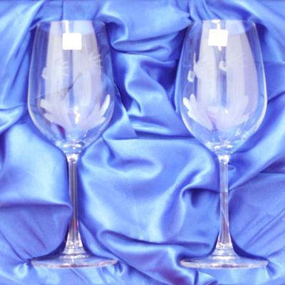 (3615 투제비 3호) 투제비 와인잔 2P