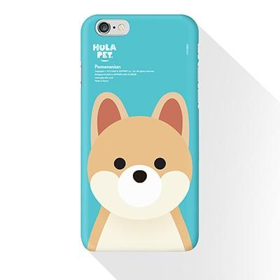 PLUSBOX BIG PET (Pomeranian) / 아이폰 케이스