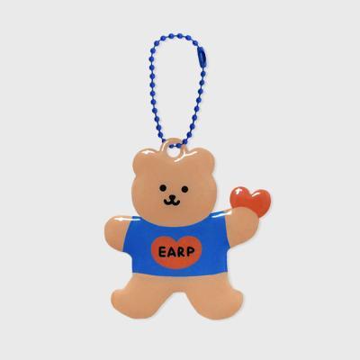 Bear heart(PVC키링)