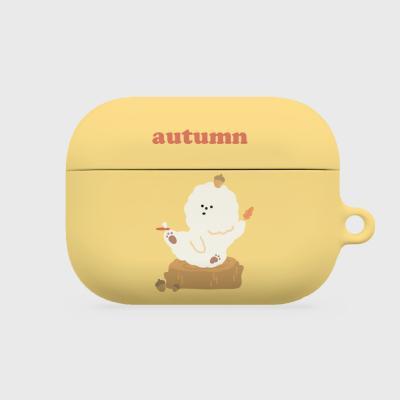 autumn love 꾸숑이 에어팟프로 하드케이스