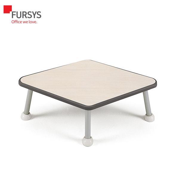 퍼시스 어린이 가구 평행사변형 좌식 테이블 UHR009U