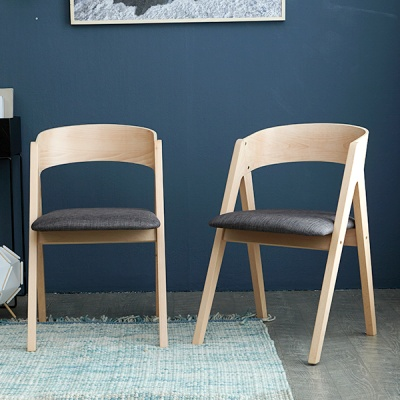 [베스트리빙]프란츠 의자 1+1