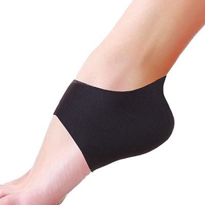 체온과 수분을 지켜주는 발뒷꿈치 케어패드 색상 블랙