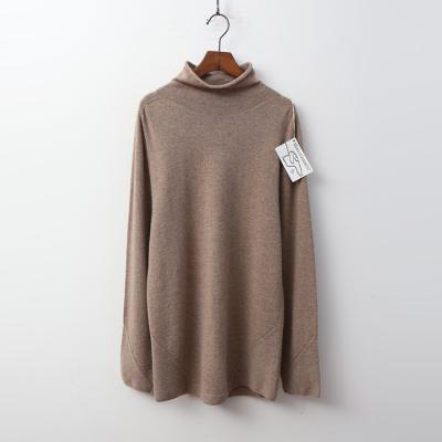 Laine Cashmere N Wool Joan Turtleneck Sweater