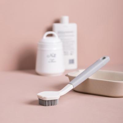 봉봉 실리콘 주방용품 프라이팬 설거지 청소솔 브러쉬