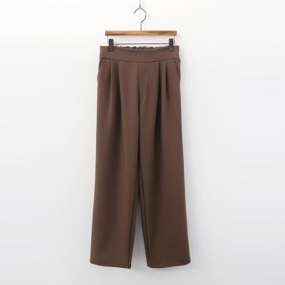 Miranda Pintuck Wide Pants