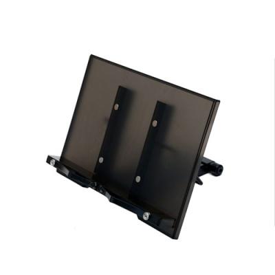 [특허]  5KG 무게도 견디는 각도조절  독서대 (블랙)