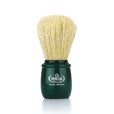 [오메가브러쉬] shaving brush 10051 GREEN