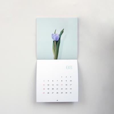 루카랩 2019 블루밍데이 벽걸이 캘린더