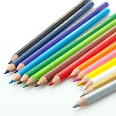 문화 12+2색연필 세트_금은색연필 DZ