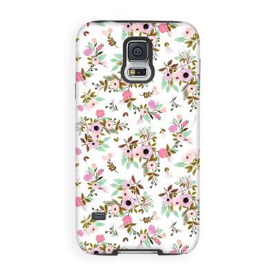 [듀얼케이스] Floral Garden 2 (갤럭시S5)