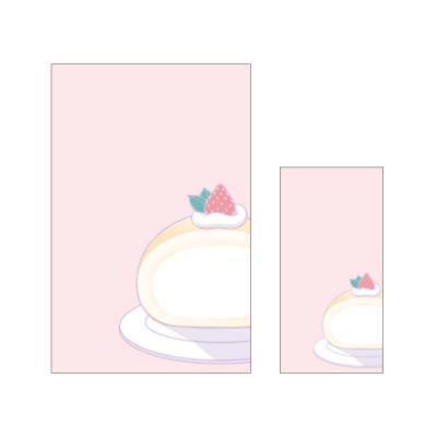 1000 편지지-스위트(핑크)