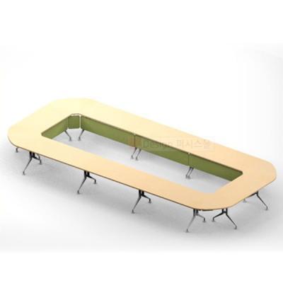 퍼시스 FRX 18인용 조합형 사무실 회의 테이블 CAR11M