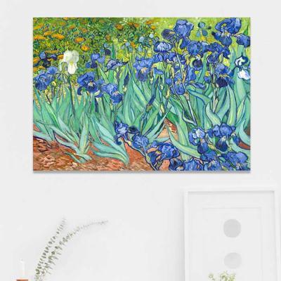 주문제작 액자 고흐 Irises 1889 841x594x30mm