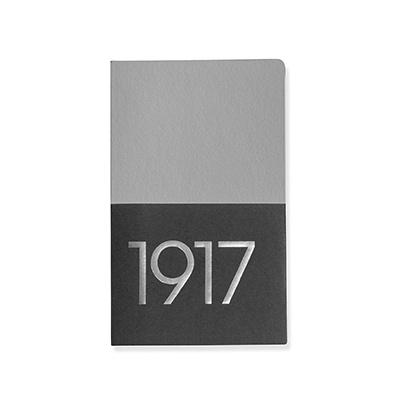 [한정판] 로이텀 100주년 JOTTBOOK 포켓 SILVER 2-pack