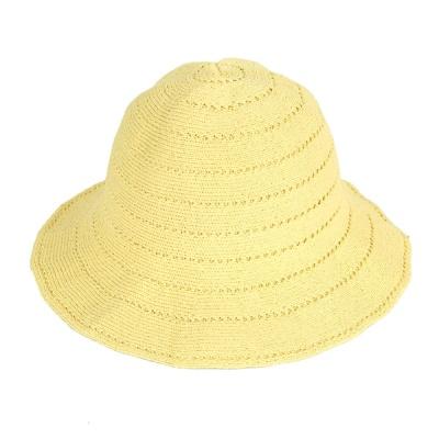 [디꾸보]나선 라인 벙거지 모자 DCH-AC550