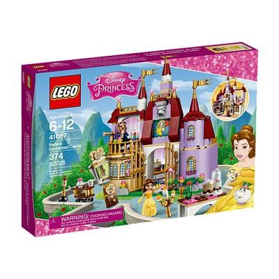 [레고 디즈니프린세스] 41067 미녀와 야수 벨의 마법궁전