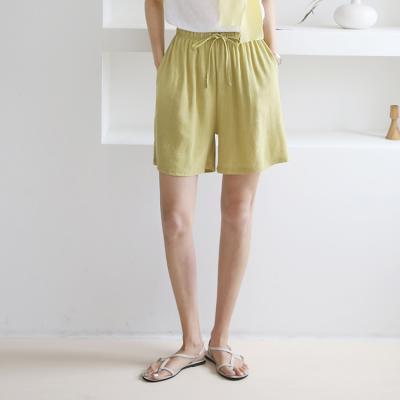 Linen Banding Shorts