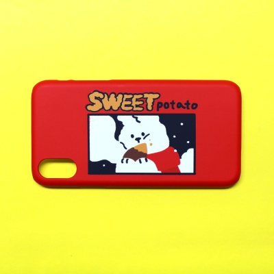 Sweet Potato for open cardcase (오픈 카드케이스)