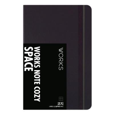 웍스 노트 코지 스페이스 12 블랙 베리 맥시