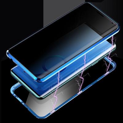 갤럭시s10 10e 플러스 s9 마그네틱 풀커버 범퍼케이스