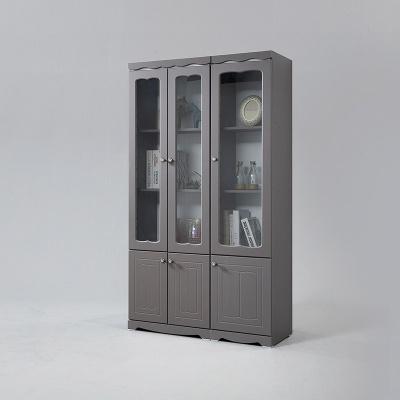 리아프 유리 도어 장식장 세트 1800 (착불)