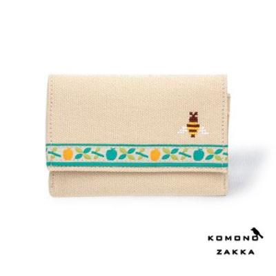 Komono Zakka Card Case - 꿀벌
