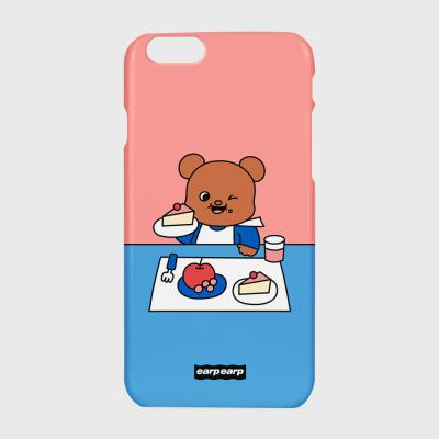 Picnic bear-pink/blue