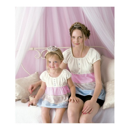 엄마와 함께 입는 원피스 810016