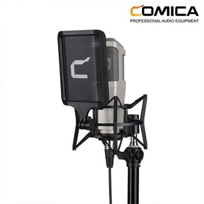 코미카 녹음 방송 보컬 콘덴서 마이크 CVM-STM01