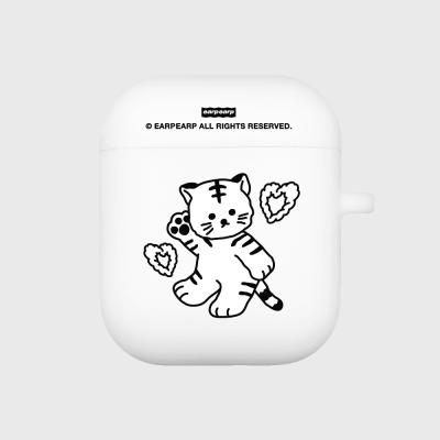 Tiger joie-white(Air pods)