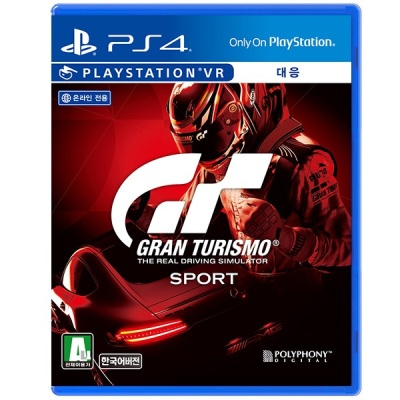 PS4 그란투리스모 스포트