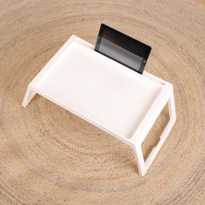 시스룸 접이식 베드 테이블 트레이