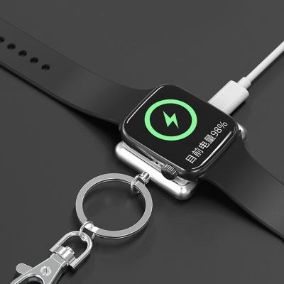 애플워치 급속 무선 충전독 마그네틱 USB 충전기 패드
