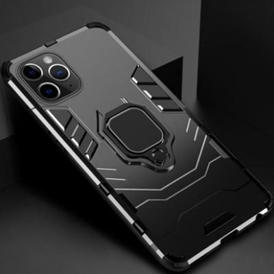 아이폰11 PRO MAX/마그네틱 스마트링 거치 하드케이스