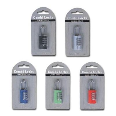 콤비락)자물쇠(CL 401C B) 색상임의배송