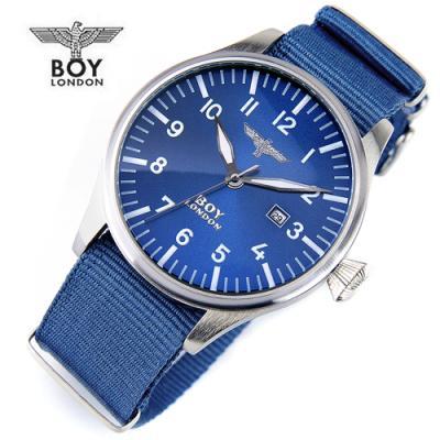 [BOY LONDON]보이런던 시계 오버사이즈 BLD801-C 나토밴드 본사정품