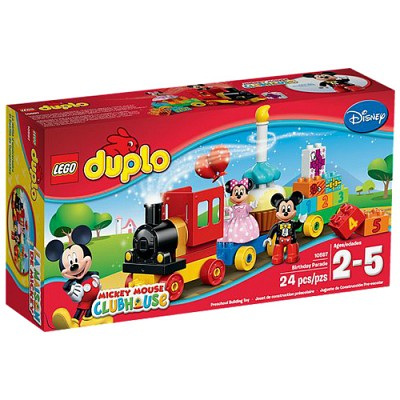 [레고 듀플로] 10597 듀플로 미키와 미니의 생일 기차