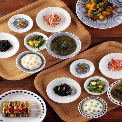 혼밥식기세트 반상세트 아센브루