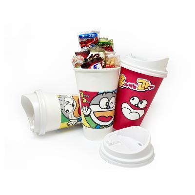 혼과 과자세트 컵과자 어린이집답례품