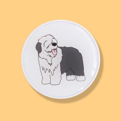 쉽독 강아지 에폭시 스마트톡 그립톡 거치대
