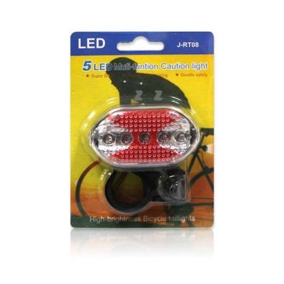 자전거 후방 안전 점멸기 LED 램프 후미등 전조등